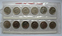 Канада Набор 25 центов. Миллениум 1999 г.