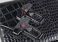Заглушки для ремней безопасности - S LINE