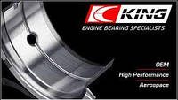 Вкладыши шатунные Mazda 1.8/2.0/2.0D/2.2 (KING) CR405AM0.25