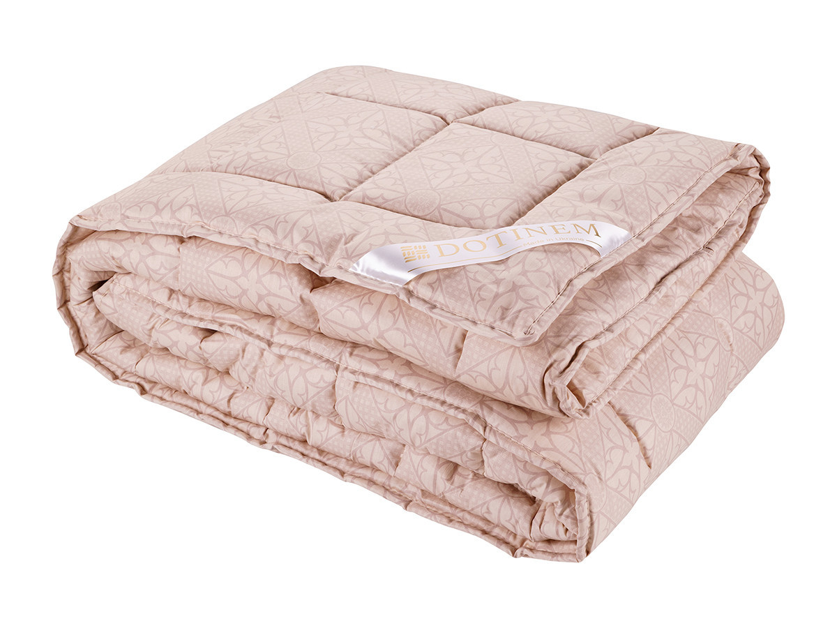 Одеяло  SAXON овечья шерсть полутороспальное 145х210 (214871-4)