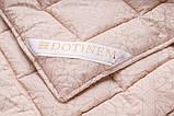 Одеяло  SAXON овечья шерсть полутороспальное 145х210 (214871-4), фото 2