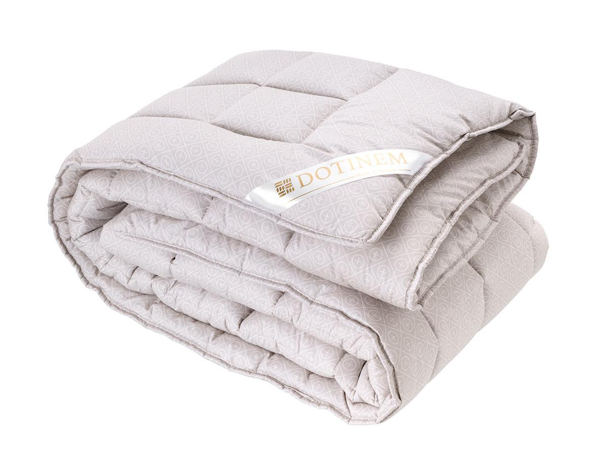 Одеяло овечья шерсть евро 195х215  SAXON