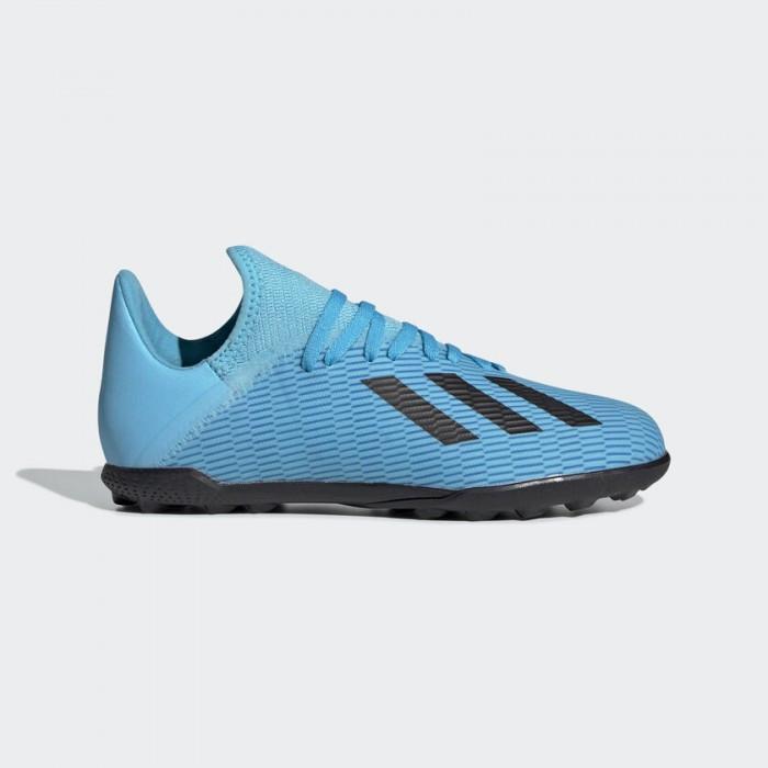 Детские футбольные бутсы Adidas Performance X 19.3 TF F35357