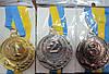 Медаль спортивная награда (диаметр 6,5 см), фото 2