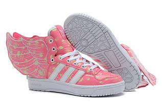 Кроссовки женские Adidas Jeremy Scott Wings 2.0 / ADW-128