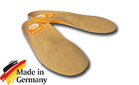 Sunbed Soft ортопедическая стелька на латексной основе, текстильное покрытие Spannrit (Германия)