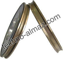 Алмазный круг 1DD6V 150 мм. (под  еврокромку)