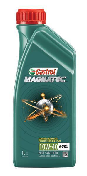 Моторное масло CASTROL MAGNATEC 10W-40 1л  (CS 10W40 M A3/B4 1L)