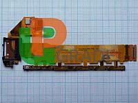 Шлейф  Sony E6533 Xperia Z3 Plus Dual Sim/E6553/Xperia Z4, с разъемом зарядки micro USB , с кнопкой включения, с кнопками регулировки громкости, с