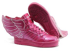 Кроссовки женские Adidas Jeremy Scott Wings 2.0 / ADW-130
