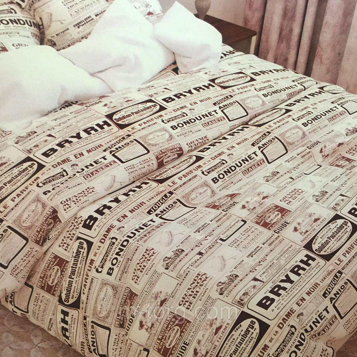 Комплект постельного белья евро размер 200/220,простынь 200/220,нав-ки 70/70,ткань сатин 100% хлопок