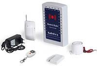 Altronics AL-91 KIT Комплект проводной GSM сигнализации (+ датчик открытия, движения и брелок)