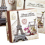 "Набор коробок ""Париж"" (6 шт) (8020-015), фото 3"