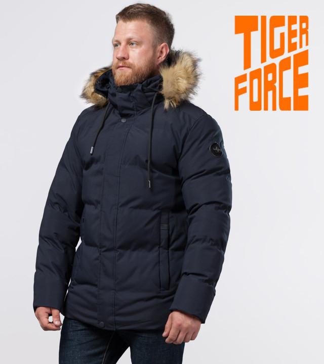 Tiger Force 78270 | куртка мужская зимняя синяя