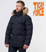 Tiger Force 78270 | куртка мужская зимняя синяя, фото 1