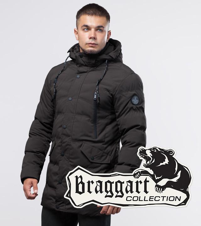 Braggart Youth | Куртка зимняя кофе