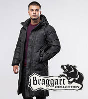 Braggart Youth   Зимняя куртка черная, фото 1