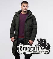 Braggart Youth | Куртка зимняя темно-зеленая, фото 1