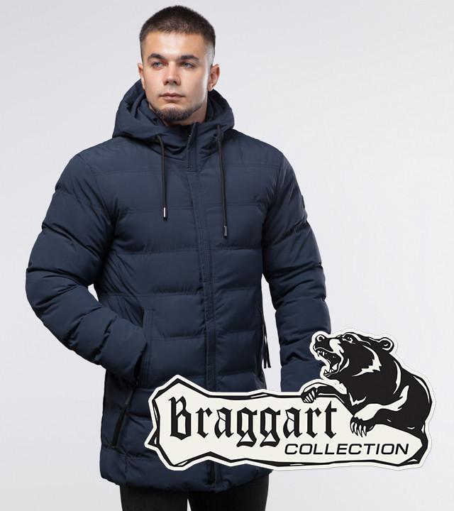 Braggart Youth | Зимняя куртка синяя