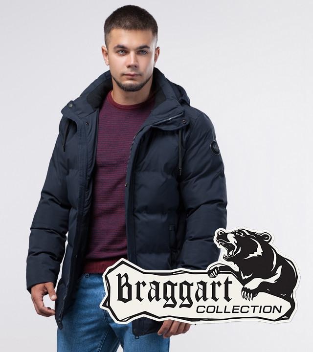 Braggart Youth   Куртка зимняя синяя