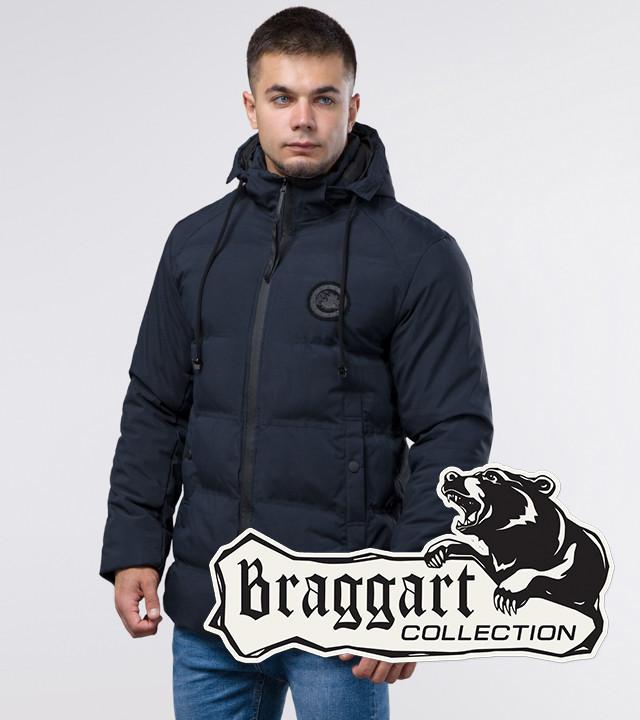 Braggart Youth | Куртка зимняя синяя