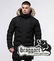 Braggart Youth | Куртка зимняя черная, фото 1