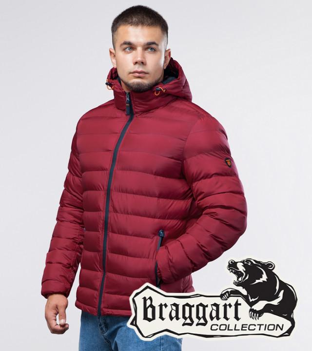 Braggart Youth | Куртка зимняя красная