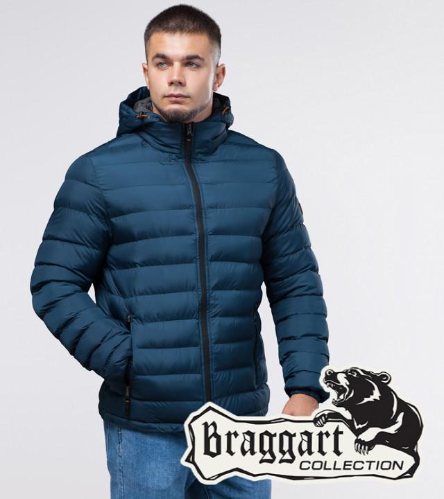 Braggart Youth | Зимняя куртка темно-бирюзовая