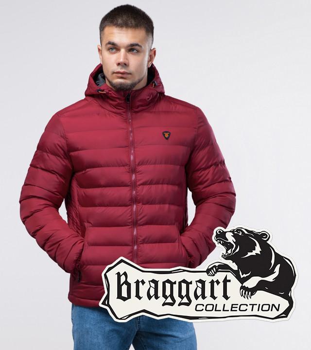 Braggart Youth | Зимняя теплая куртка красная
