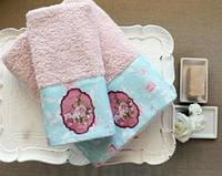 Текстиль / шапочки / мочалки для ванной и сауны