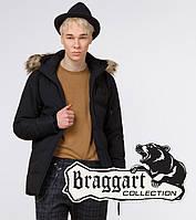 Braggart Youth   Куртка зимняя черная, фото 1