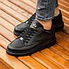 Мужские черные кроссовки Wagoon Чоловічі Кросівки Размер 40,41,42,44, фото 4