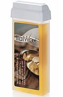 ItalWax воск в касcетах 100 гр (gold)