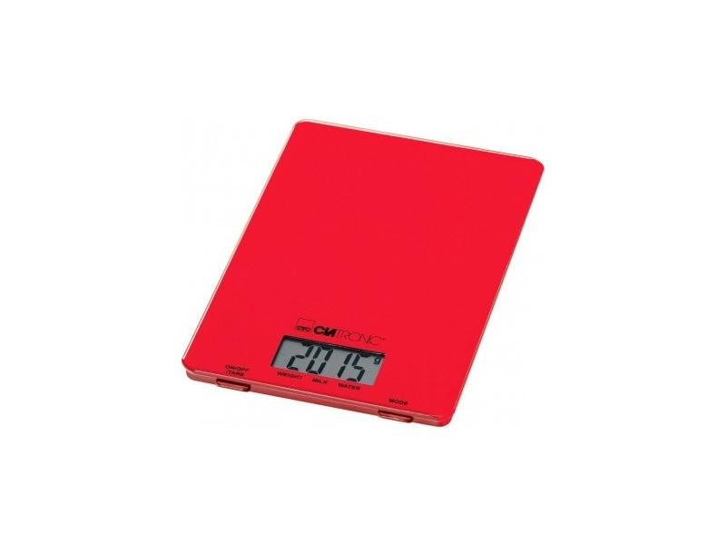 Вага Clatronic KW 3626 red Німеччина