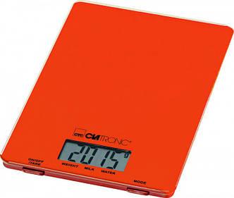 Весы Clatronic KW 3626 Orange Германия