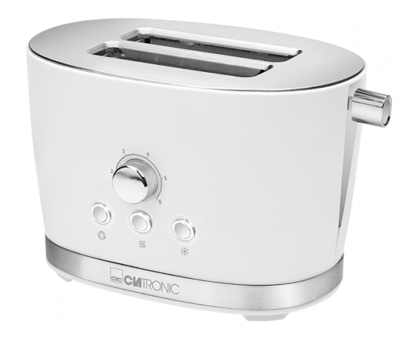 Тостер Clatronic TA 3690 White Германия