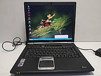 Toshiba Tecra S2\ Intel Pentium M 730 1.6 \ 1 ГБ ОЗУ \ 40 ГБ HDD