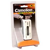 Зарядное устройство CAMELION BC-0803 USB для аккумуляторов АА, ААА