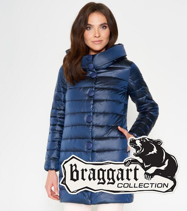 Braggart Angel's Woman Женский воздуховик осень-весна темная лазурь