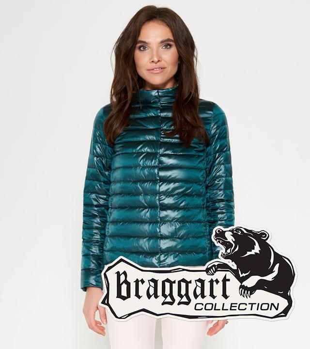 Braggart Angel's Woman Короткий воздуховик весна-осень изумрудный