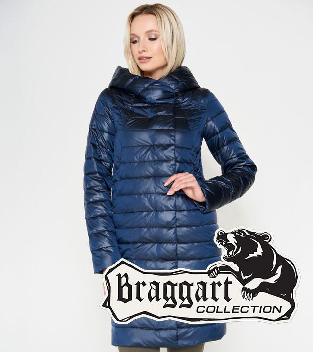 Braggart Angel's Woman Женский воздуховик весна-осень темная лазурь