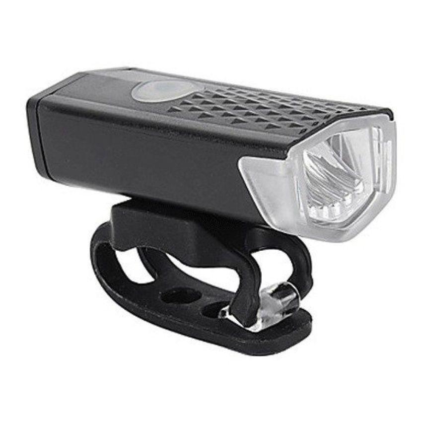 Велофара Raypal RPL-2255, USB Черный корпус / с универсальным креплением на руль