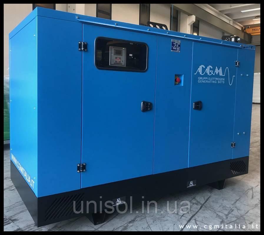 Дизельный генератор C.G.M. Gruppi Elettrogeni от 7,2 кВт до 160 кВт 14 - 11 кВт