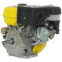 Бензиновый Двигатель на Шпонке