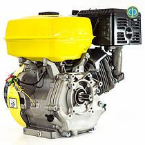 Бензиновый Двигатель на Шлицах