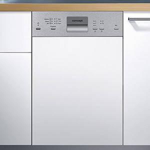 Встраиваемая посудомоечная машина 45 см ConceptMNV2645 Чехия