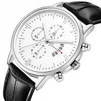 Мужские часы Geneva Diesel 3 white