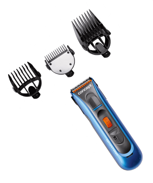 Машинка для стрижки волос Concept ZA-7010 Чехия