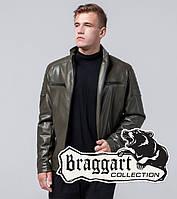 Мужская Осенняя куртка хаки