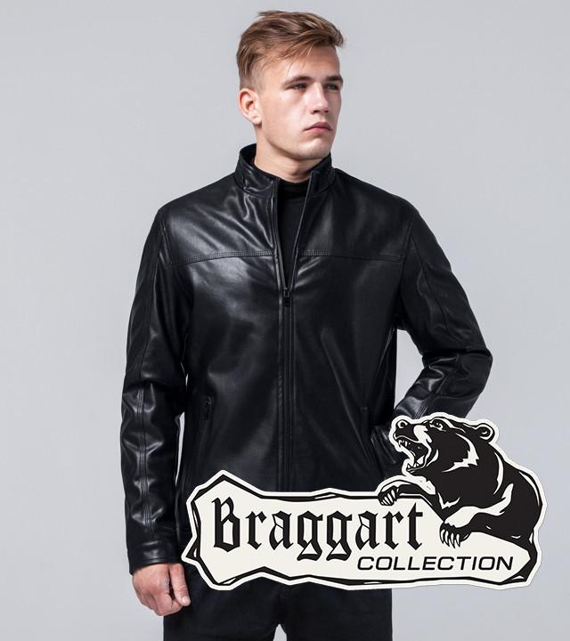 Мужская Куртка на осень черный